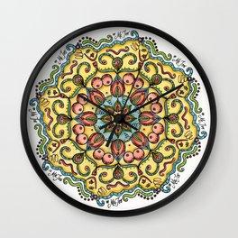 #Me Too Mandala Wall Clock