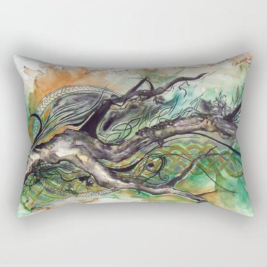 desviation2 Rectangular Pillow