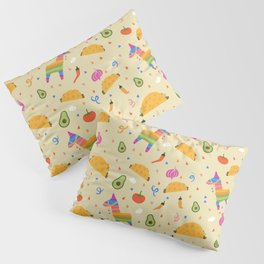 Taco Fiesta Pillow Sham