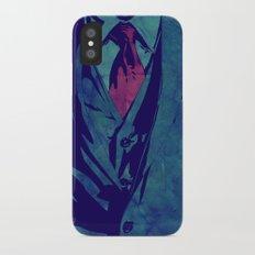 Gentleman iPhone X Slim Case