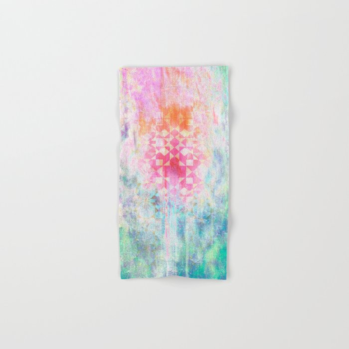 Deep Vision Hand & Bath Towel