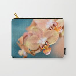 Orchid Ocean Carry-All Pouch