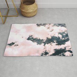 Ocean Clouds - Nature Photography Rug