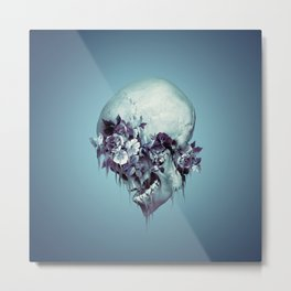 Hell Raiser Metal Print