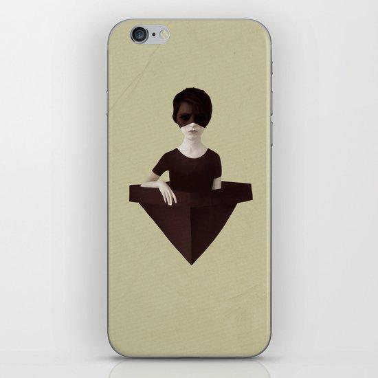 Ceci n'est pas un bateau iPhone & iPod Skin
