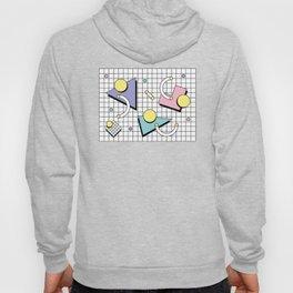 Memphis Pattern 26 - 80s - 90s Retro / Geometric Hoody