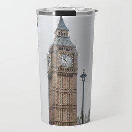 Big Ben at Parliament Street Travel Mug