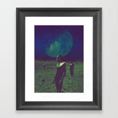 Brave New World Framed Art Print