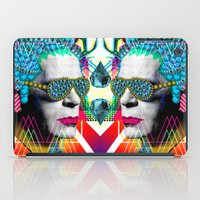 karl iPad Cases featuring karl by DIVIDUS