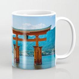 Miyajima Floating Gate Coffee Mug