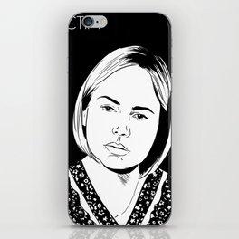Tawney iPhone Skin