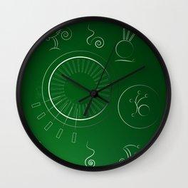 Echoe Hyperborea Wall Clock