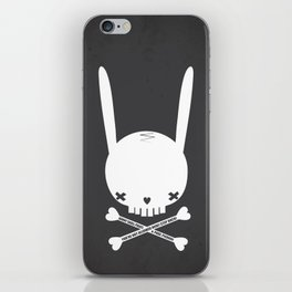 SKULL BUNNY of PIRATE - EP02 MOSS V. iPhone Skin