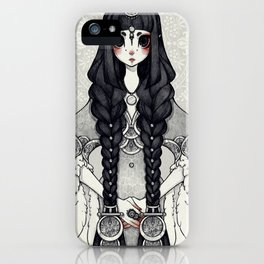 Glass and Frost iPhone Case