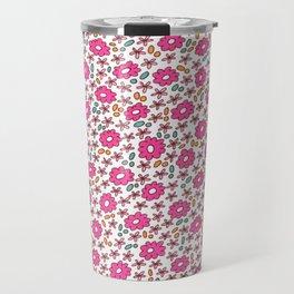 Ditsy Flora  Travel Mug