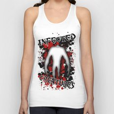 Infected Creatures Unisex Tank Top