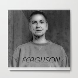 JOAN FERGUSON Metal Print