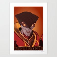 spectr.es: Javik Art Print