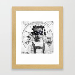 Matter of Time Framed Art Print