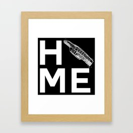 Home Sweet Rampion 1 Framed Art Print
