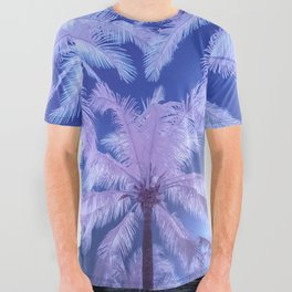 candy palms All Over Graphic Tee
