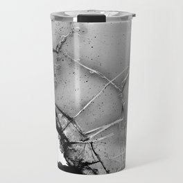 Cracked Travel Mug