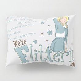 Flitterin' Pillow Sham