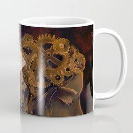 Clockwork Crown Coffee Mug