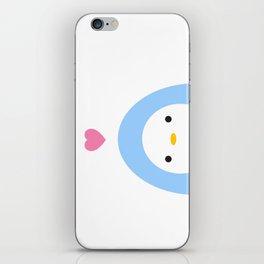 Penguin Love iPhone Skin