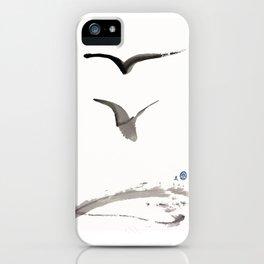 Love Hawk 1 iPhone Case