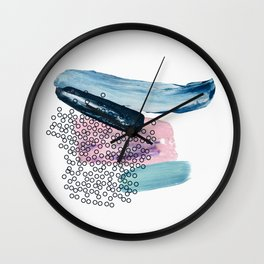 Salt and pepper Wall Clock