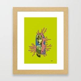 Queen of Puppolonia Framed Art Print