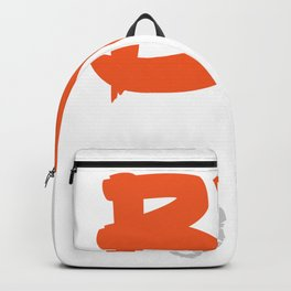 Be A Donor Animal Lover Gift Backpack
