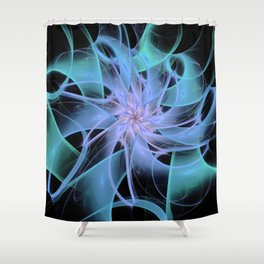 dreams of color -06- Shower Curtain