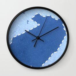 影 Kage Wall Clock