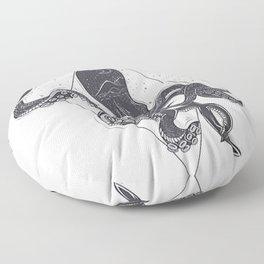 kraken Floor Pillow