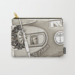 AUBURN SKIES Carry-All Pouch
