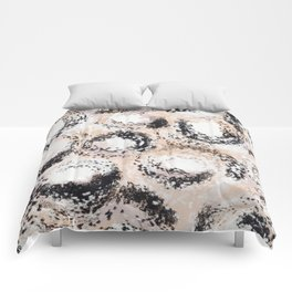 Olivia Abstract Comforters