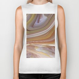 Abstract painting 123 Biker Tank