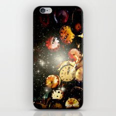 Time & Space iPhone & iPod Skin