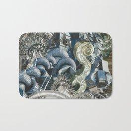 Variation 4 : silver Bath Mat