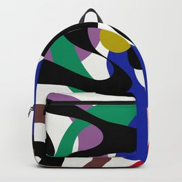 Retro Style 1 Backpack