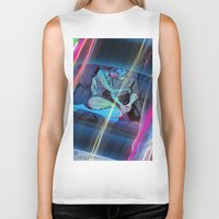 concert Biker Tanks featuring Concert Pitch by Mike Malbrough