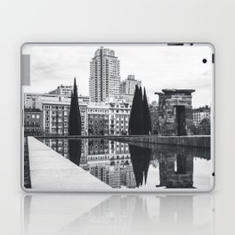 Temple of Debod Laptop & iPad Skin