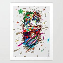 6th Anniversary Art Print