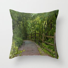 Perpetual Peace Throw Pillow