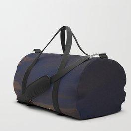 Downtown Miami Night Duffle Bag