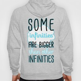 Some Infinities - The Fault In Our Stars Hoody