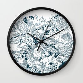 Community Sea life Wall Clock