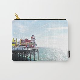 Seaside Excursion Carry-All Pouch